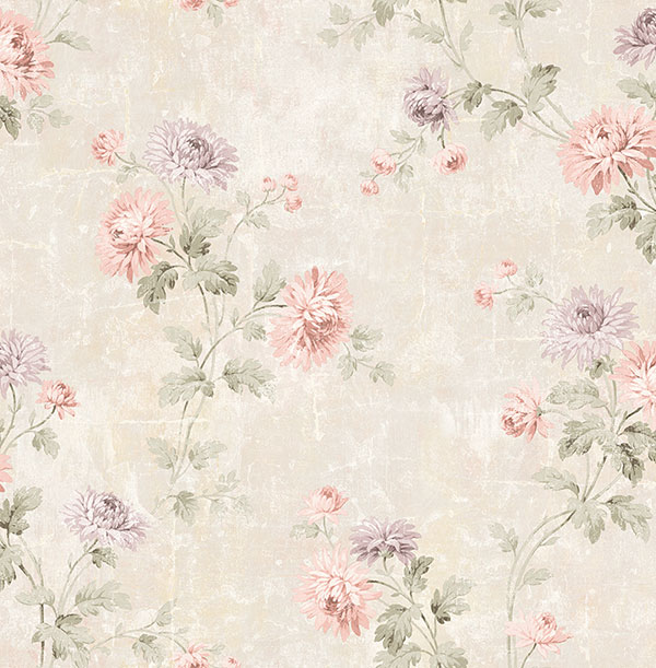 Обои Mayflower Champagne Florals MF10901 - MAYFLOWER - Champagne Florals